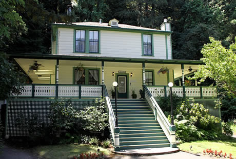 russian river bed and breakfast inn