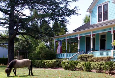 Case Ranch Inn Forestville Ca bed and breakfast inn