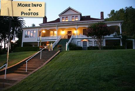 The Raford Inn Healdsburg CA
